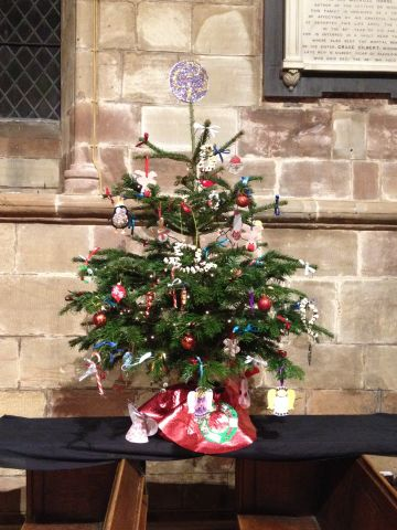 Brownie Tree in St Oswalds