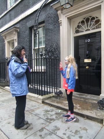 Guide Promise at No.10