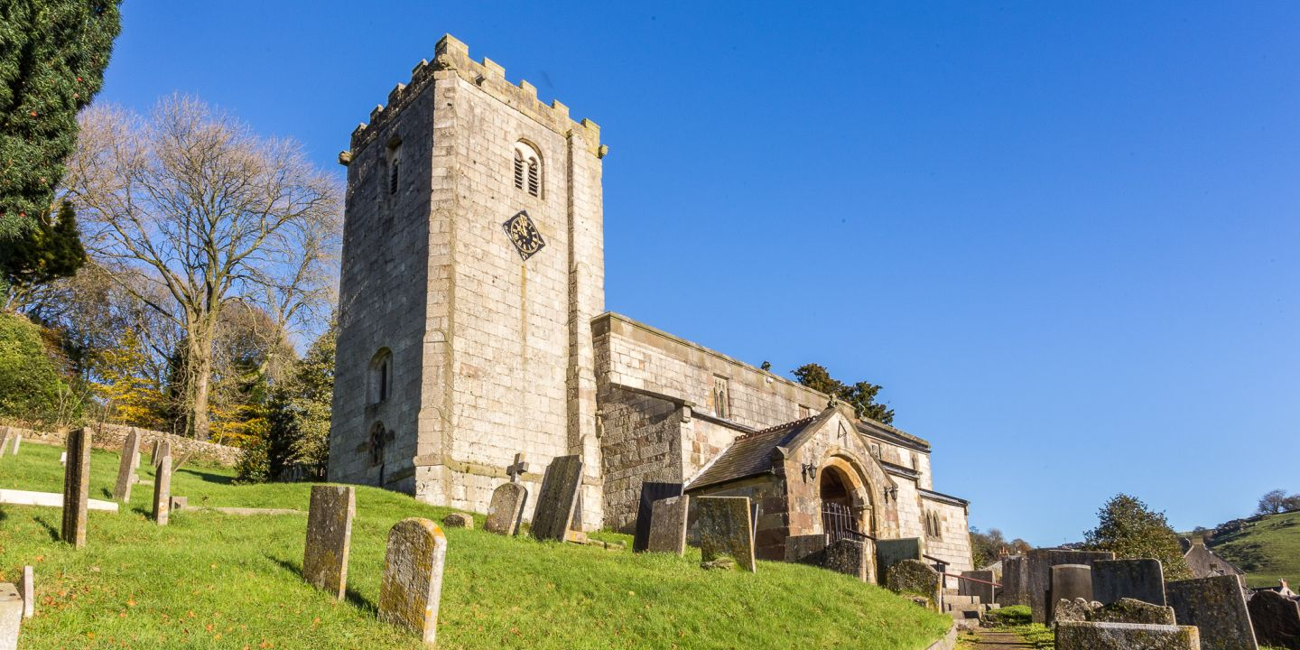 Church of St James, Brassington